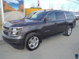 2016 Chevrolet Suburban LT 8 Passenger, Leather, Navigation