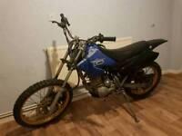 150cc bigwheel pitbike