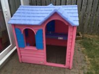 Little Tikes Pink Playhouse
