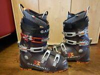 Garmont Radium Ski Touring Boots Size 8