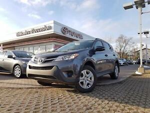 2013 Toyota RAV4 FWD LE UPGRADE PKG BACKUP CAMERA