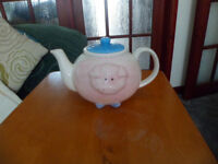 For Sale - Pig Teapot