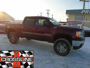 2009 GMC Sierra 1500 SLT - Lifted - Fully Loaded - Leather Inter