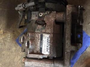 Subaru Legacy with the EZ30R engine - AC Compressor