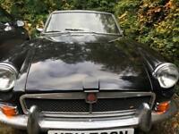 MGB GT Classic Sports Car