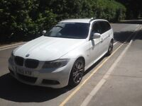 2012 BMW 318d 2.0 Sports Plus Touring Estate *£30 tax * New clutch full leather(not 320d 330d 335d