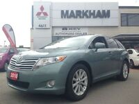 2010 Toyota Venza 2.7L, AWD, Leather, Panoramic Sunroof, Backup