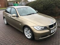 BMW 3 SERIES CHOISE OF 2 DIESEL MANUEL OR AUTOMATIC FROM £1995