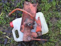 B M C tractor valve