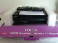 Logik Freeview + tv recorder