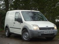 2005 Ford Transit Connect 1.8 TDDI **Full Years P.S.V.** (caddy, berlingo,dispatch