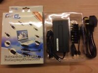 NEXT-G Universal Notebook Adaptor / Switch Mode Power Supply – Used, Boxed