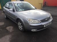 Ford mondeo zetec diesel 6 speed