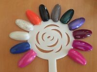Nifty nails :gel polish fingers and toes £20