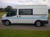 Ford Transit 2 Berth Campervan