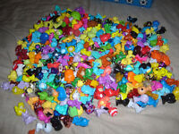 Bundle Over 400 GoGo Crazy Bones Includes Rares