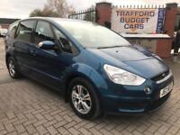 Ford SMax 2006, 2.0tdci, 12 months MOT. Full service history. 7 seats. Cheap!!