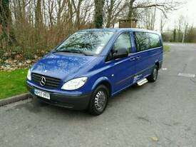 Mercedes Benz vito 8 seater