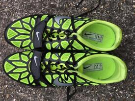 Nike USA track sprinting spikes