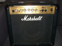 Marshal M15CD amplifier