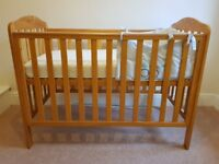Mothercare Takeley Cot