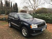 JEEP GRAND CHEROKEE 3.0 CRD AUTO LIMITED