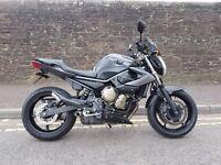 Yamaha xj6 Black 600cc