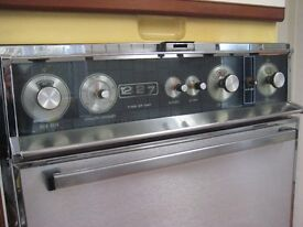 Retro Credaplan double oven - Very cool!
