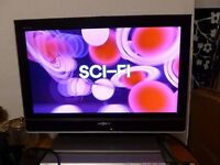 Sony KDL-26T3000 - 26'' Widescreen Bravia HD Ready LCD TV - With Freeview;