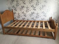 M&S Single Trundle Bed