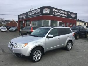 2011 Subaru Forester Touring Sunroof