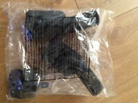 Brand new in sealed bag Quinny buzz and extra adapters and parasol clip