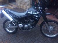 yamaha xt660r xt660 xt 660 adventure trail bike px or swap , car , motocross ,van