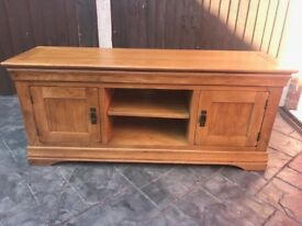 Tv stand and side board