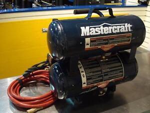 MASTERCRAFT -- COMPRESSEUR A AIR 6 GALLONS -- 311646