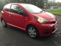 Toyota Aygo 1.0 2011 2dr Low Mileage Only 51K FSH Low Tax 2 Owners PX Welcome