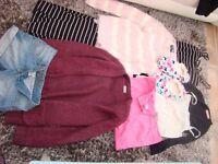 Girls Bundle of clothes. Age 11-13 yrs. Next etc. £9. Torquay.