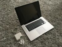 "Apple MacBook Pro 15"" :: 2.2 GHz intel Core i7 :: 8GB DDR3 RAM, Late 2011 :: Fully Working"