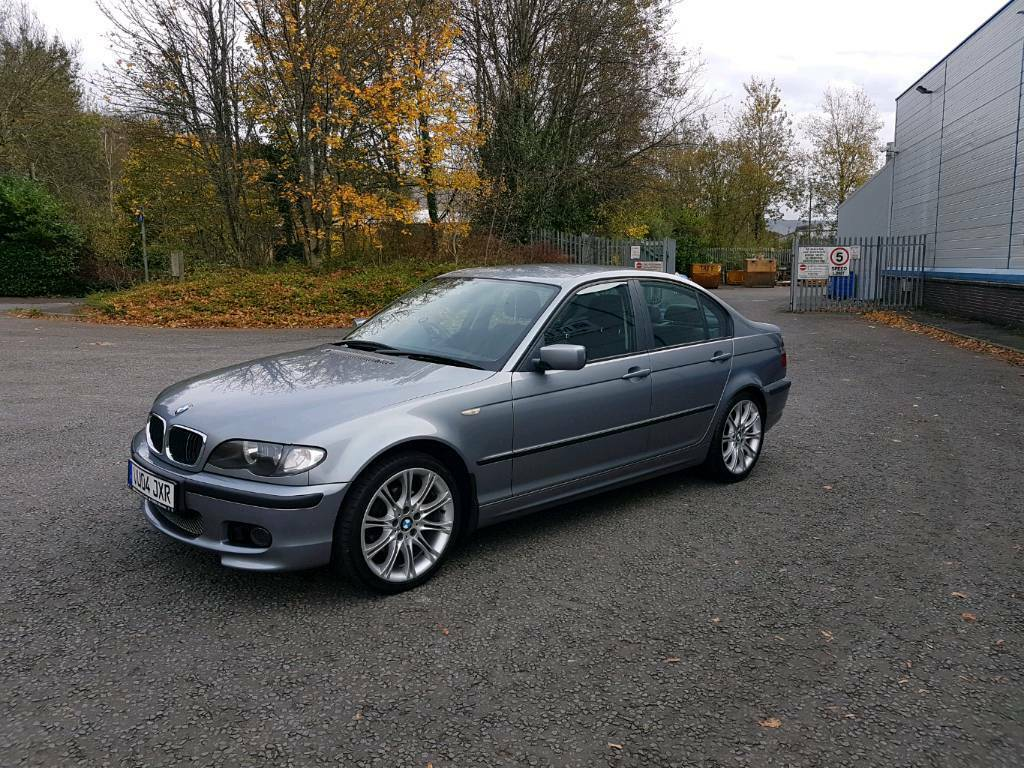 2004 bmw e46 320d se in merthyr tydfil gumtree. Black Bedroom Furniture Sets. Home Design Ideas