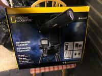 NATIONAL GEOGRAPHIC AUTOMATIC TELESCOPE