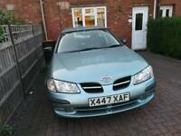 Nissan almera 1.5, spares and repairs