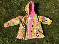 Kids / toddler summer coat / jacket 1.5-2years