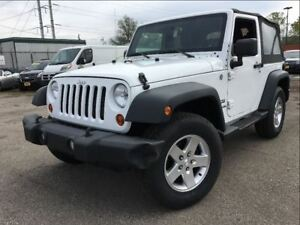 2011 Jeep Wrangler Sport 4x4 A/C NEW TIRES AND BRAKES