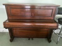 piano really old news tuning - FREE TO COLLECT
