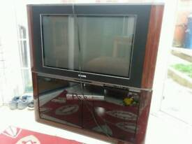 Philips TV with digital tv receiver