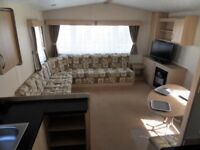 CARAVAN'S ON KINGFISHER HOLIDAY PARK INGOLDMELLS NEXT TO FANTASY ISLAND 6/8 BERTH'S LET/RENT/HIRE