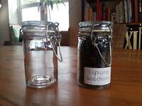 159 Small Jars