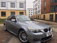 BMW 525d AUTO M SPORT FULLY LOADED PX WELCOME