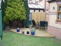 Carpenter - Decking, Fences and indoor carpentry etc.
