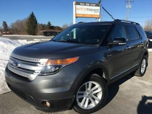 2014 Ford Explorer XLT NAV! AWD! Leather! BackupCam!
